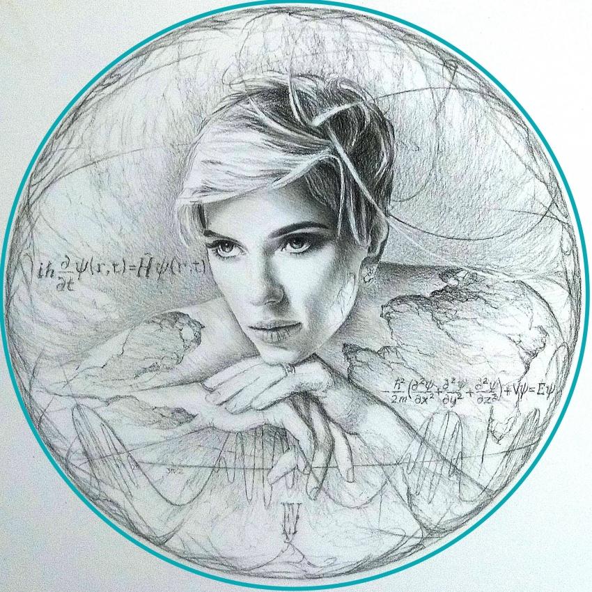 Scarlett Johansson by Eos